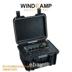 Safety Portable Box for Elecraft KX3 Portable shortwave Radio Transceiver ham