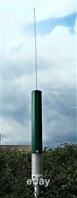 Screwdriver antenna portable tunable from 2.5Mhz to 50 Mhz