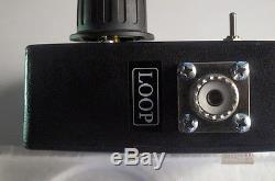SignaLoop High Performance EMCOMM/Ham/SWL 3-15mhz 80-20m Magnetic Loop Antenna