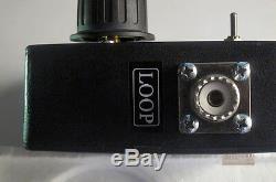 SignaLoop High Performance EMCOMM/Ham/SWL 3-19mhz 80-17m Magnetic Loop Antenna