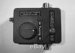 SignaLoop Portable Ham/SWL/EMCOMM 3-19mhz 80-17m Magnetic Loop Antenna