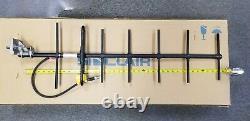 Sinclair 450-470MHz Yagi Directional Antenna 10dBd 7 element (SY307-SF3SNF-ABK)