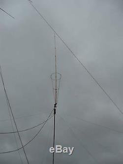 Sirio New Vector 4000 Tunable Antenna Big Vertical, Big Signal, great for DX
