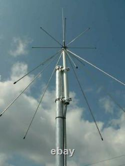 Sirio SD 1300N 25-1300 Mhz Discone Antenna (N Connector) High Quality