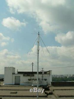 Sirio SD 1300U 25-1300 Mhz Discone Antenna (SO-239 Connector) High Quality