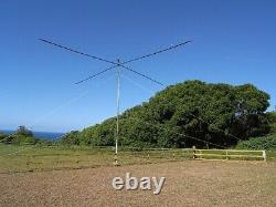Spiderbeam 20-17-15-12-10m HD 5-band HF Antenna Heavy Duty Model