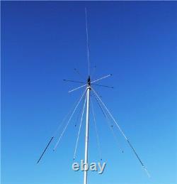 Super Wideband Discone Scanner Base Antenna 25-1300 MHz Receive Tram 1411