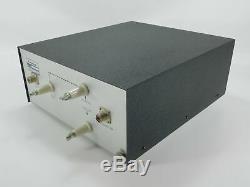 Swan ST-1 Rare Ham Radio 1KW Antenna Tuner with Original Box Gorgeous Condition