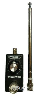 The Moonraker Whizz Whip QRP HF/VHF/UHF Antenna