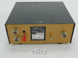 Tokyo Hy-Power HC-200 HF Ham Radio Antenna Coupler Works Great SN 829769