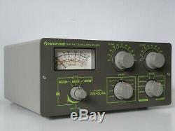 Tokyo Hy-power Hc-400l Hf Ham Bands Radio Transceiver Receiver Antenna Coupler