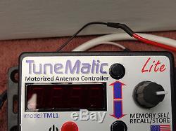 TuneMatic Lite  20 memory  Motorized Antenna Controller