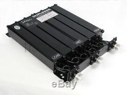 UHF 6 CAVITY mobile DUPLEXER for radio repeater N Connector 380-520Mhz Motorola