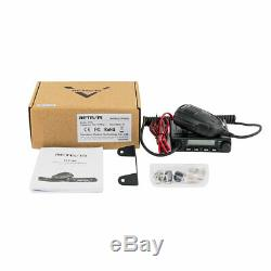 UHF Amateur Mobile Car Radio Ham Retevis RT98 Transceiver 15W 199CH WithAntenna