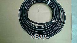 US MADE LMR-400 Ham Radio LMR-Antenna PL259 to PL259 UHF 50 ohmCOAX Cable 75 ft