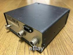 Very Nice Working Kenwood Trio Antenna Tuner AT-120 ham radio #1868.0711.11852