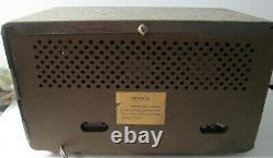 Vintage 1950s National NC SW-54 AM Ham Radio Shortwave Receiver Tabletop