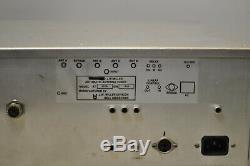 Vintage J. W. Miller Automatic Antenna Tuner Auto Track AT 2500 Ham Radio Amateur
