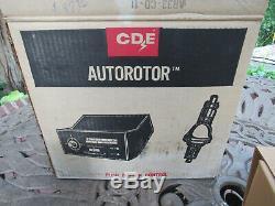 Vintage Retro Cornell-Dubilier AR-33 Antenna Rotor Motor + Control Box HAM CB TV