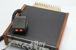 Vintage Stoner PRO 80-10 HF Ham Radio 10-80 m + WWV 100 Watt SSB KLM
