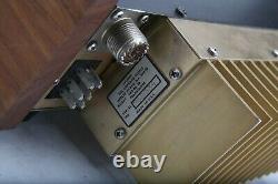 Vintage Stoner PRO 80-10 HF Ham Radio 10-80 m + WWV 100 Watt SSB KLM FOR REPAIR