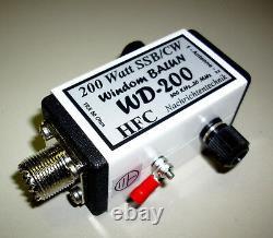 WD-200 Windom Balun 16 / 0,5-30 MHz / 200 W