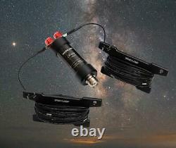 WINDCAMP Gipsy 5-50MHz Adjustable Coil Dipole Antenna Half-wavelength Horizontal