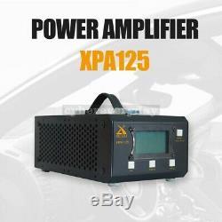 Xiegu XPA125 HF Ham Radio Power Amplifier 125W QRP ALC LC Antenna Tuner Function