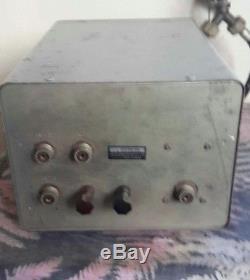 YAESU FC-901 HF Ham Radio Antenna Tuner. WORKING