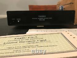 Yaesu FC-20 Automatic HF Antenna Tuner For Ham Radio in Box