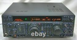 Yaesu FT-1000MP HF Transceiver 100W with Auto Antenna Tuner Amateur Ham Radio