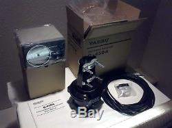 Yaesu G-450A Antenna Rotator & Controller. Includes 50' of Quality 8 Wire Cable