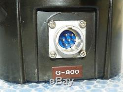 Yaesu G-800 Rotor and G-800S Control Box # 6L010000 with Manual Np Cables