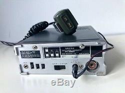 Yaesu Radio Transceiver FT-290R 2m All Mode Ham FT290R w YM-47 Mic & Antenna