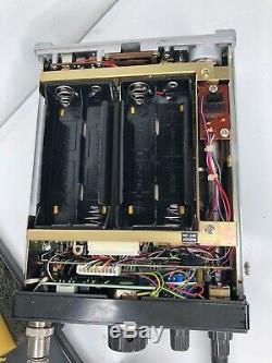 Yaesu Transceiver Radio FT-290R 2m All Mode Ham FT290R YM-47 Mic Antenna
